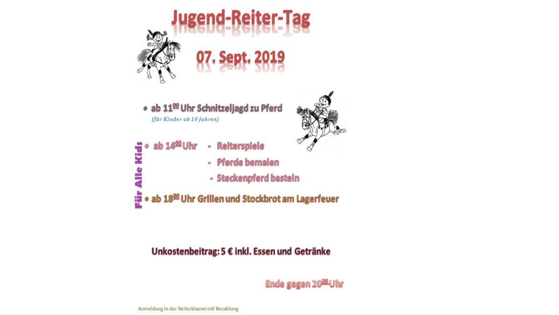 Jugend-Reiter-Tag 2019